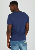 Polo Sport - Heritage Distressed Tee Navy
