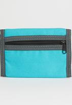 Lizzard - Printed Wallet Mid Blue