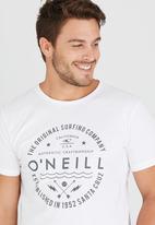 O'Neill - Cordon T-Shirt White