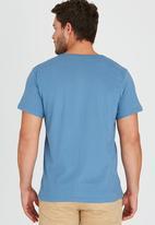 O'Neill - Big Tuna T-Shirt Blue