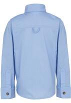 See-Saw - Longsleeve Shirt Mid Blue