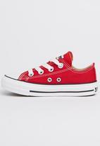 SOVIET - Boys Sneaker  Red
