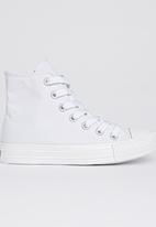 SOVIET - Boys Sneaker White