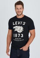 Levi's® - Eagle Tee Black