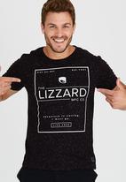 Lizzard - Brogan Snow Tee Black
