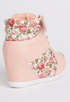Rock & Co. - Dee Dee Sneaker Mid Pink