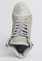 Rock & Co. - Penelope Sneaker Silver