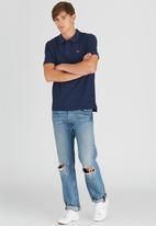 Levi's® - HouseMark Polo Blue