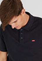Levi's® - HouseMark Polo Black