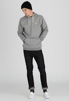 Vans - Core Basic Pullover Hoodie Grey