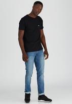 Lee  - Honcho T-Shirt Black