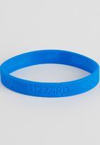 Lizzard - Wrist Bands Blue