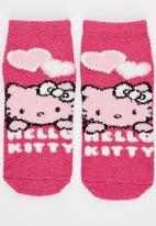 Character Fashion - Hello Kitty Sleep Sock Mid Pink