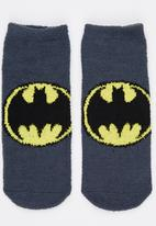 Character Fashion - Batman  Sleep Sock Dark Grey