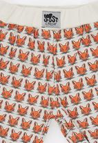 Just chillin - Fox Pants Stone