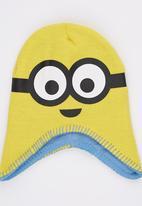 Character Fashion - Minions Trapper Beanie Yellow