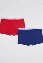 Jockey - Girls Cotton Stretch Knickers Shorts Multi-colour