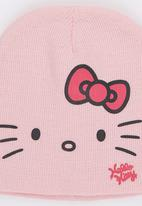 Character Fashion - Hello Kitty  Basic Beanies Pale Pink