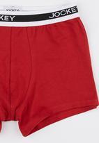 Jockey - Boys Trunk Red