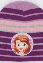 Character Fashion - Sofia Basic Beanies Mid Purple