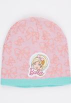 Character Fashion - Barbie Basic Beanies Pale Pink