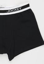 Jockey - Boys Trunk Black
