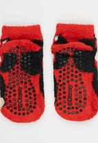 Character Fashion - Minnie Mouse  Sleep Sock Red