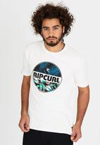 Rip Curl - Buster Tee White