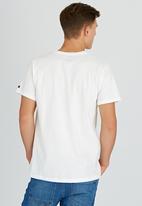 Lee  - Kansas Man T-Shirt Off White