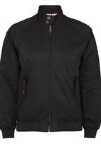 Ben Sherman - Harrington Jacket Black