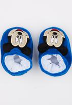 Character Baby - Mickey Mouse Booties Mid Blue