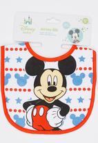 Character Baby - Mickey Mouse Bib Multi-colour
