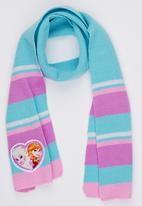 Character Fashion - Frozen 3 Piece Winter Set Pale Blue