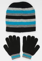 Character Fashion - Star Wars 3 Piece Winter Set Black