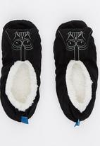 Character Fashion - Star Wars Sherper Slipper Socks Black