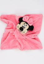 Character Baby - Minnie Mouse Cuddle Pals Mid Pink