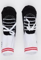Spotanella - Little Boy Socks Black