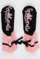 Spotanella - Pretty Princess Socks Mid Pink