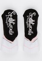 Spotanella - Little Boy Socks Black and White