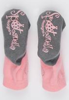 Spotanella - Little Girl  Socks Pale Pink