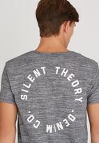 Silent Theory - Halcyon Tee Black