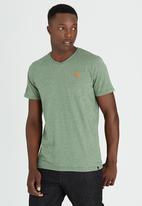 Volcom - Deep V T-shirt Green
