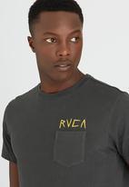 RVCA - Bolt Tiger Dark Grey