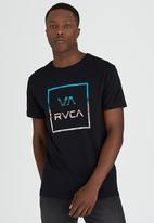 RVCA - Va All The Way Barracuda Black