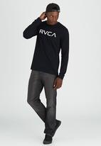RVCA - Spanky Straight Jean Black