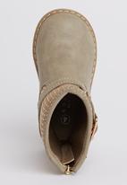 Rock & Co. - Beauty Boot Beige