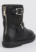 Rock & Co. - Beauty Boot Black