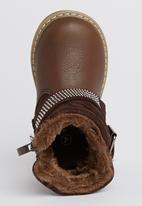 Rock & Co. - Winnie Boot Dark Brown