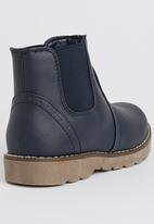 Rock & Co. - Kevin Boot Navy