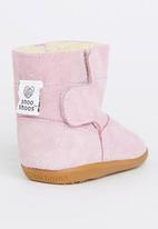 shooshoos - Nixie Boots Pale Pink